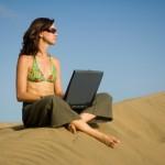Надомна работа по интернет от всяко кътче на земята