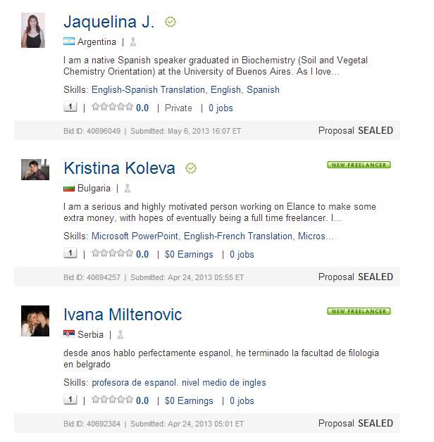 Kristina application in context